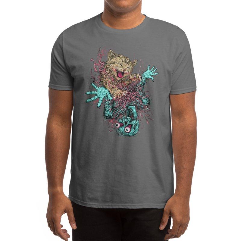 Zombie Nomz Men's T-Shirt by Threadless Artist Shop