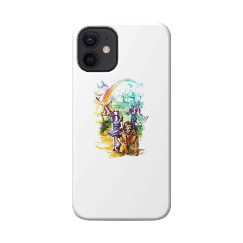 Where Dreams Come True Accessories Phone Case by Threadless Artist Shop
