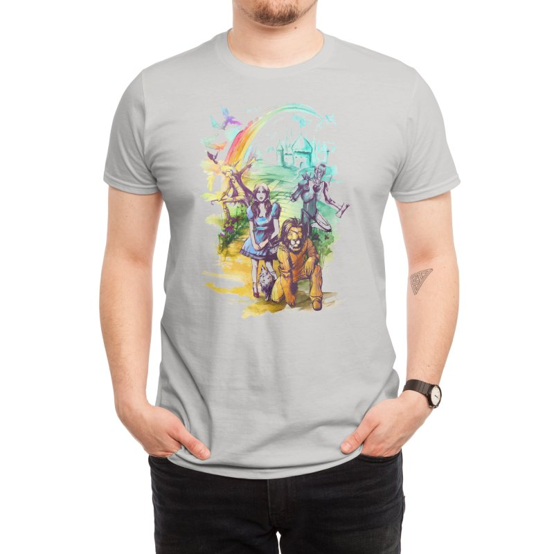 Where Dreams Come True Men's T-Shirt by Threadless Artist Shop