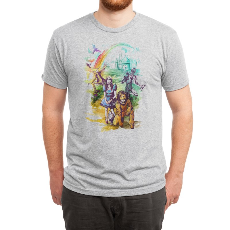 Where Dreams Come True Men's T-Shirt by Threadless Artist Shop
