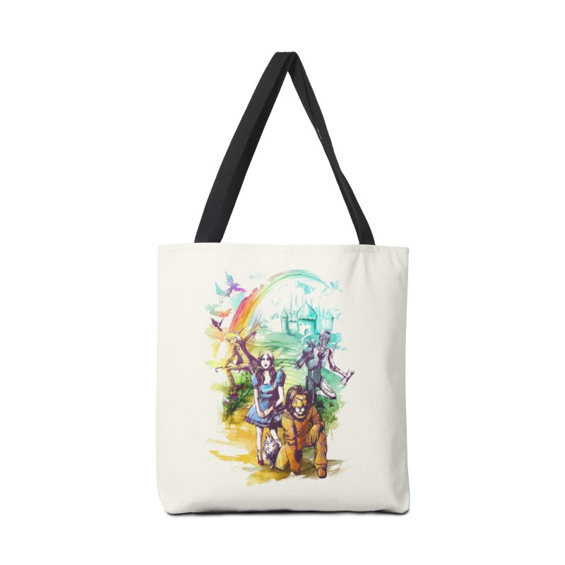 Where Dreams Come True Accessories Bag by Threadless Artist Shop