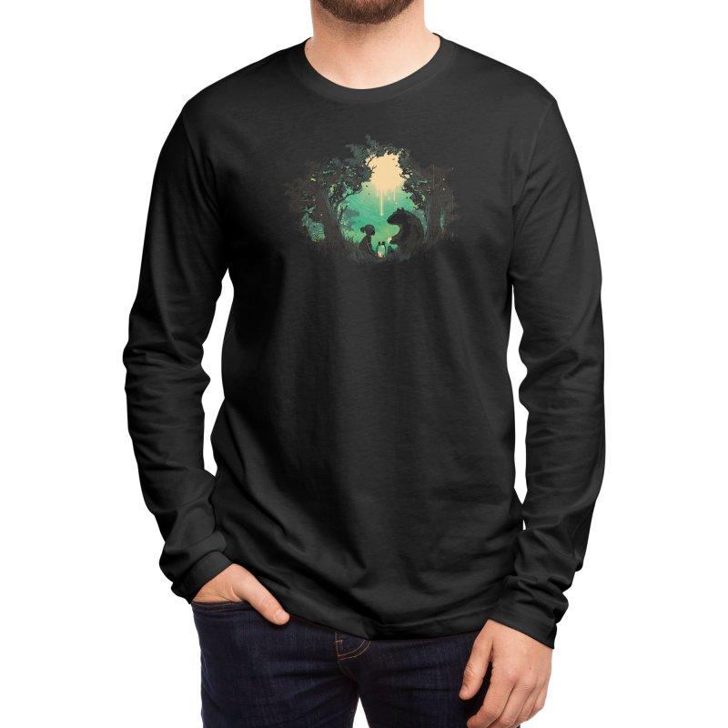 Just Like Honey Men's Longsleeve T-Shirt by Threadless Artist Shop