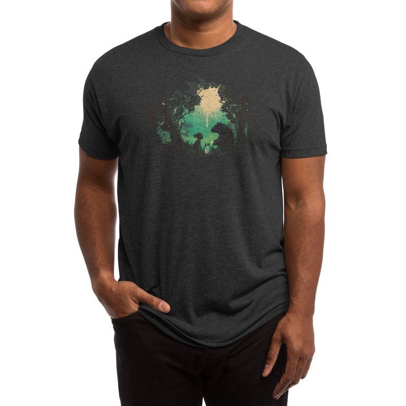 Just Like Honey Men's T-Shirt by Threadless Artist Shop