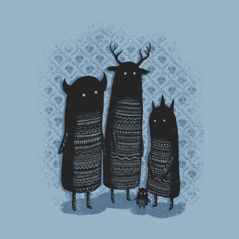 Four Spirits Men's V-Neck by Threadless Artist Shop