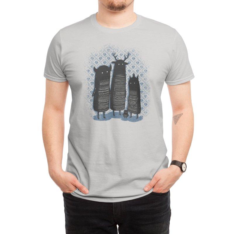 Four Spirits Men's T-Shirt by Threadless Artist Shop