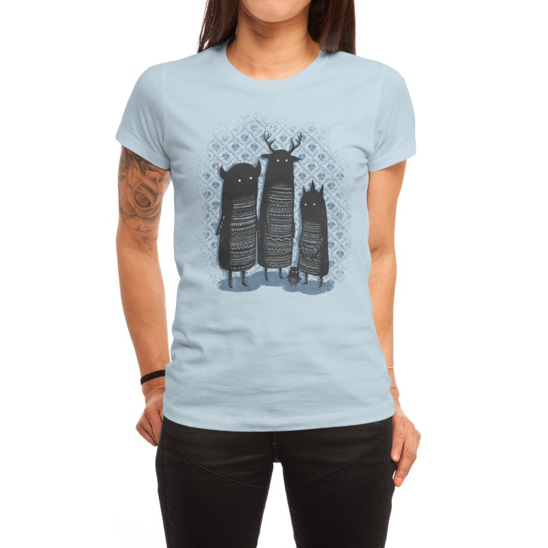 Four Spirits Women's T-Shirt by Threadless Artist Shop