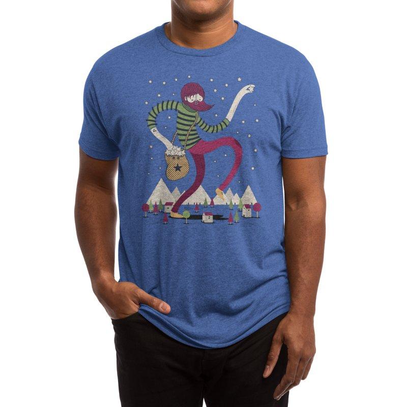 The Night Sky Maker Men's T-Shirt by Threadless Artist Shop