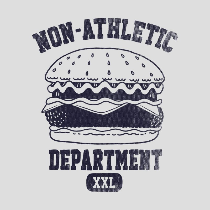 Non-Athletic Department Men's T-Shirt by Threadless Artist Shop