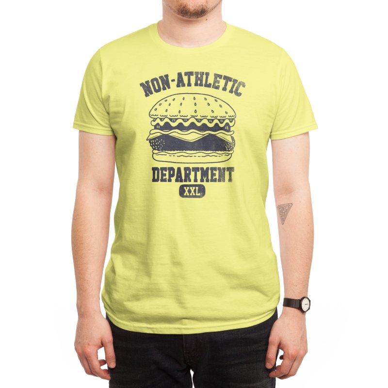 Non-Athletic Department Men's T-Shirt by Threadless Artist Shop