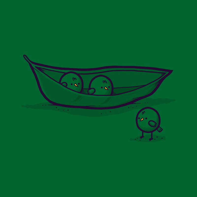 Chick Peas Women's T-Shirt by Threadless Artist Shop