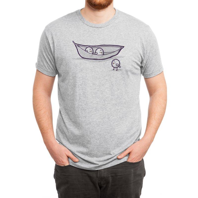 Chick Peas Men's T-Shirt by Threadless Artist Shop