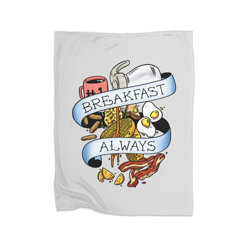 Eat Hardy Home Blanket by Threadless Artist Shop