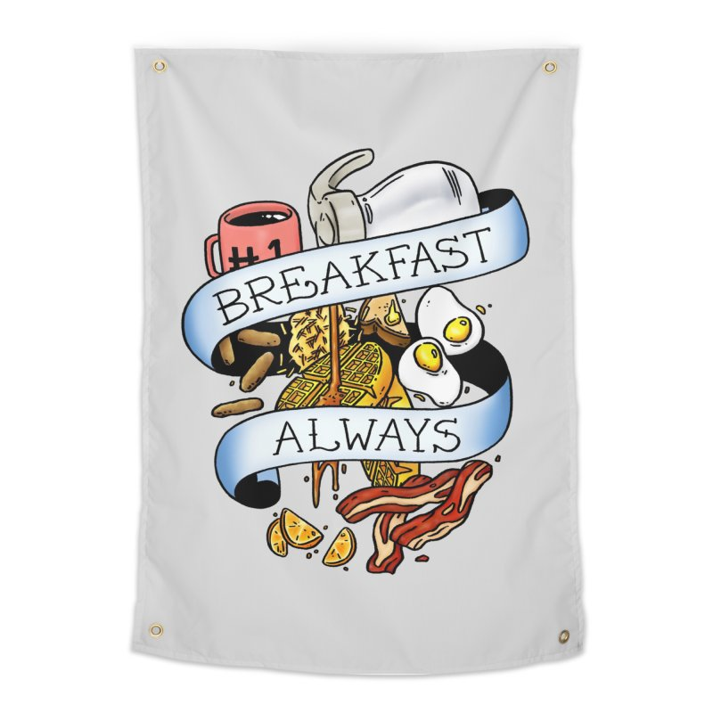 Eat Hardy Home Tapestry by Threadless Artist Shop