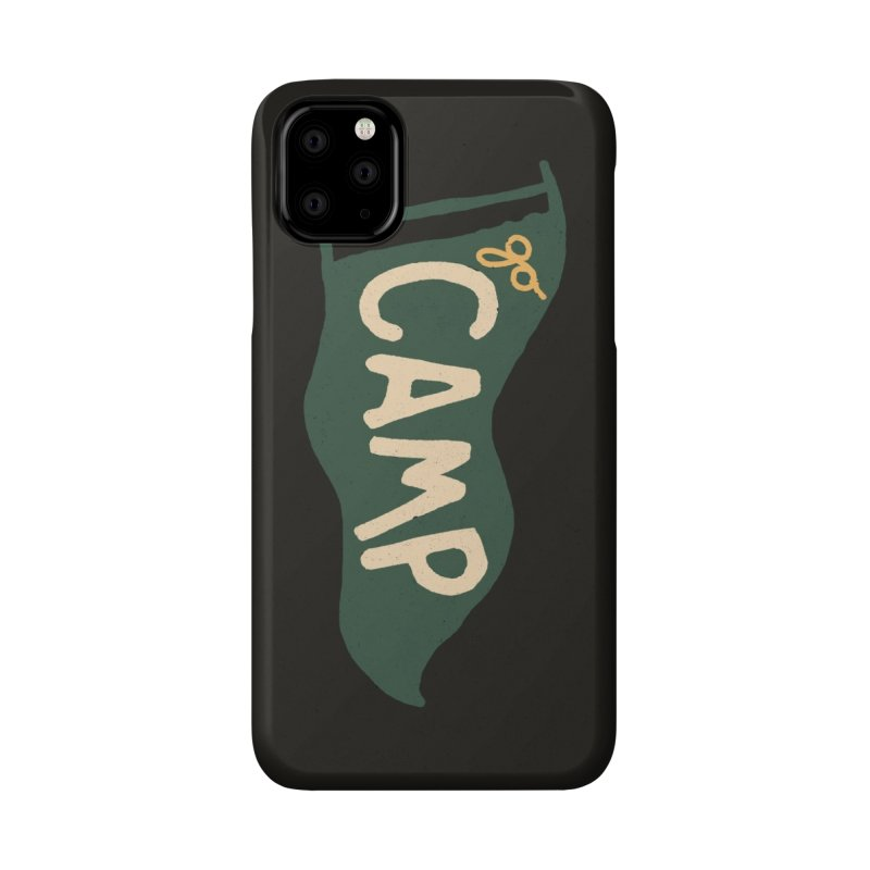 Go Camp! Accessories Phone Case by Threadless Artist Shop