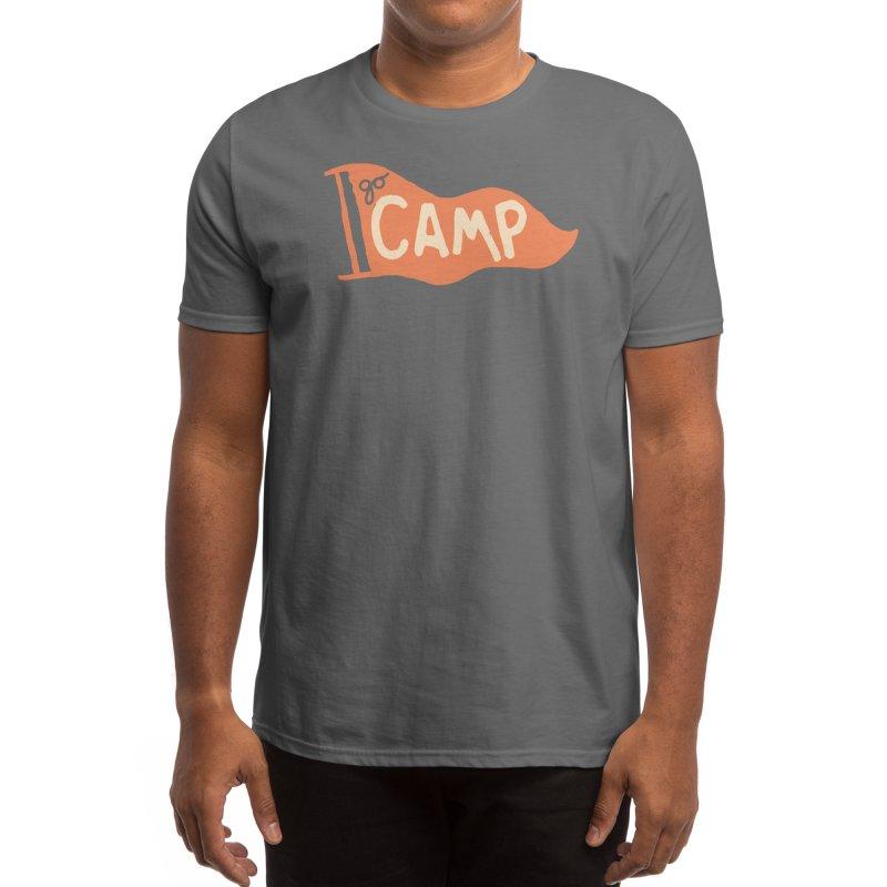 Go Camp! Men's T-Shirt by Threadless Artist Shop