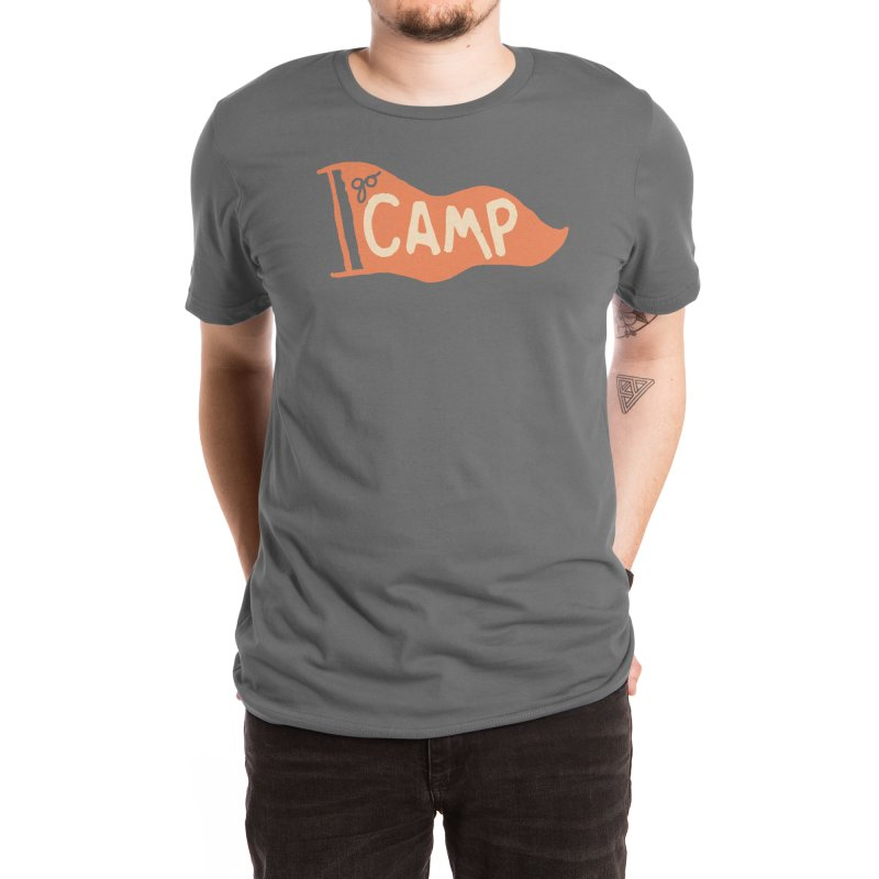Go Camp! Men's T-Shirt by Threadless Artist Shop