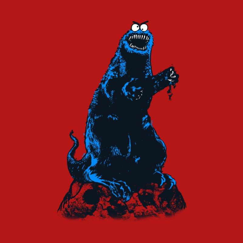 The Real Mmmmmph Mmmph Monster! Accessories Beach Towel by Threadless Artist Shop