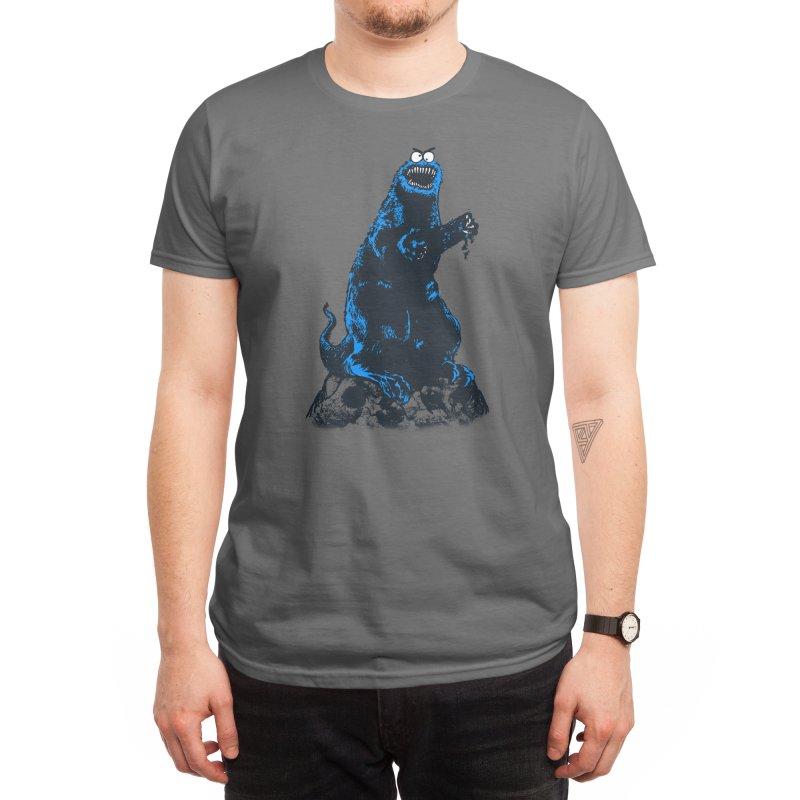 The Real Mmmmmph Mmmph Monster! Men's T-Shirt by Threadless Artist Shop