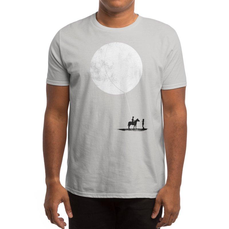 Do You Want The Moon? Men's T-Shirt by Threadless Artist Shop