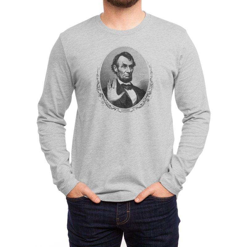 Logic Men's Longsleeve T-Shirt by Threadless Artist Shop