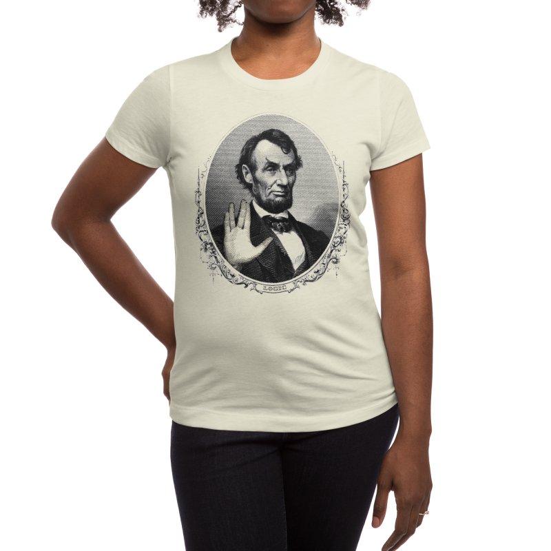 Logic Women's T-Shirt by Threadless Artist Shop