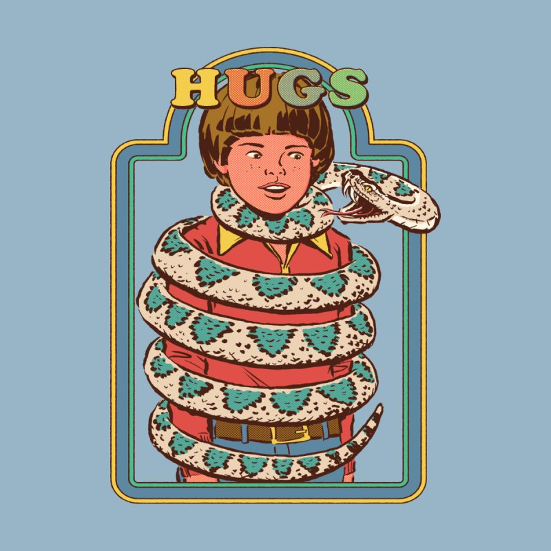 Hugsss Women's Sweatshirt by Threadless Artist Shop