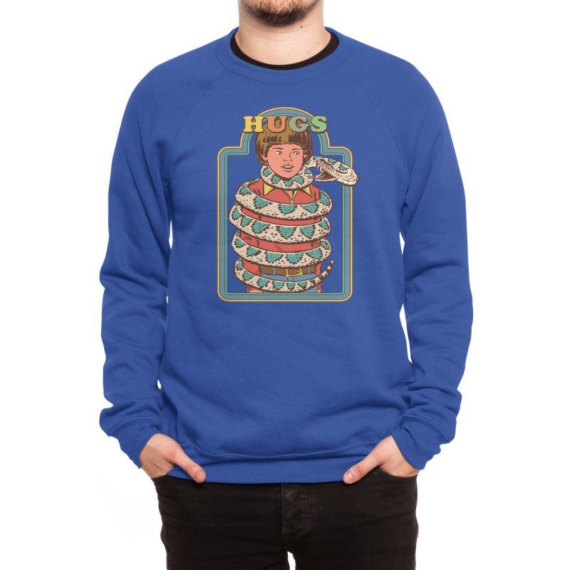 Hugsss Men's Sweatshirt by Threadless Artist Shop