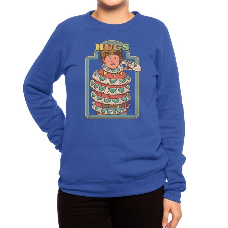 Hugsss Women's Sweatshirt by Threadless Artist Shop