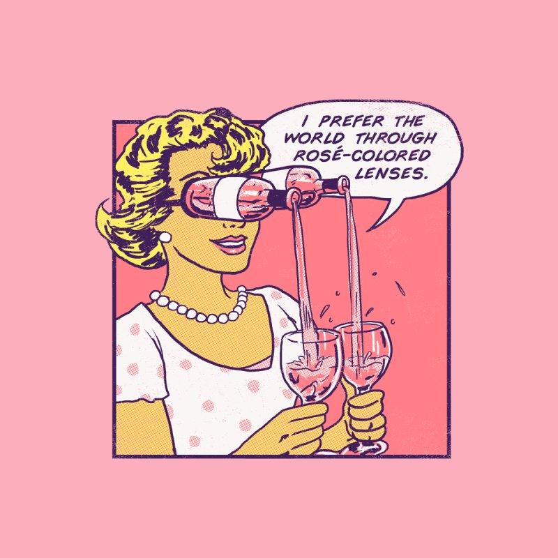 Rosé-Colored Lenses Men's T-Shirt by Threadless Artist Shop