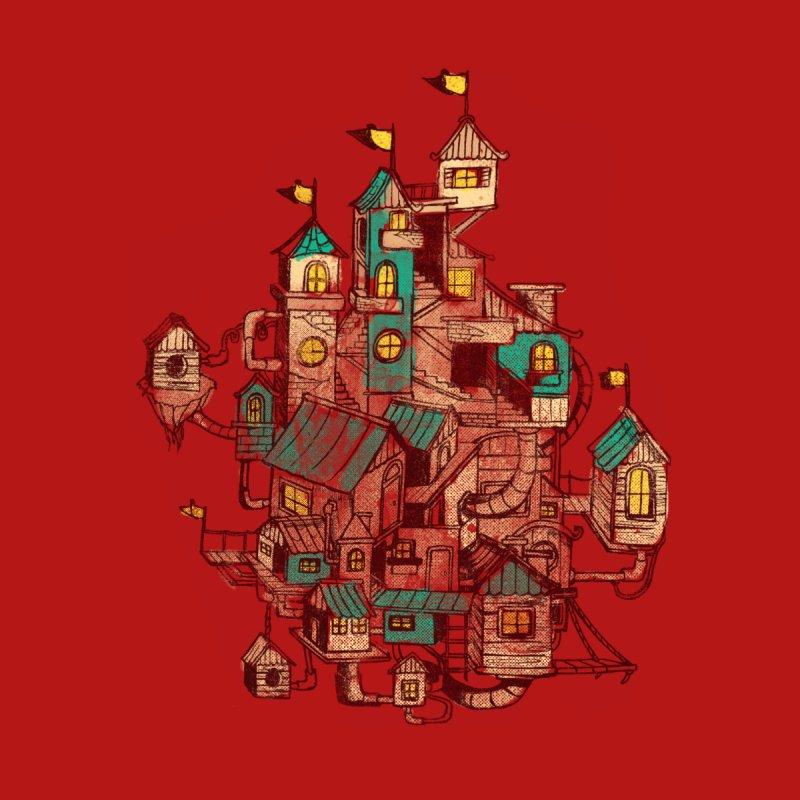 Invisible City Men's T-Shirt by Threadless Artist Shop