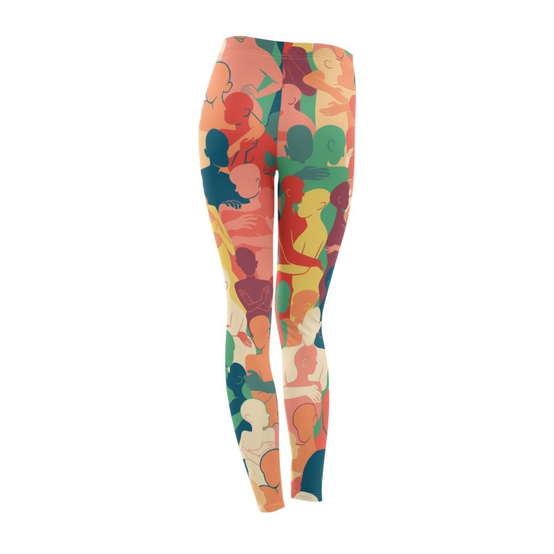 Don't Camouflage Your Love Women's Bottoms by Threadless Artist Shop
