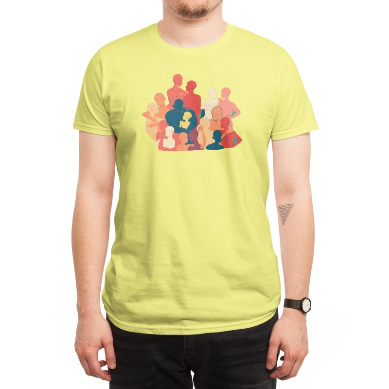 Don't Camouflage Your Love Men's T-Shirt by Threadless Artist Shop