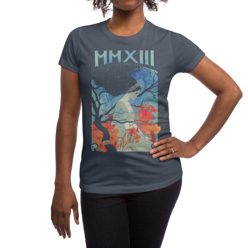 MMXIII Women's T-Shirt by Threadless Artist Shop