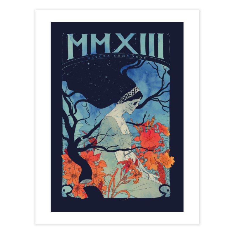 MMXIII Home Fine Art Print by Threadless Artist Shop