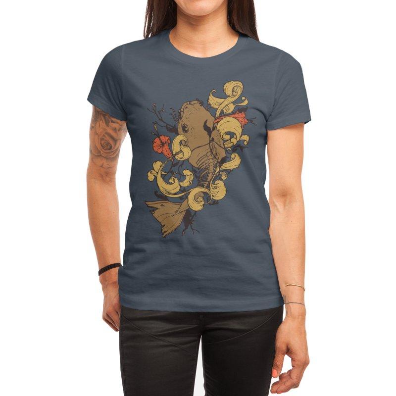 Decay Women's T-Shirt by Threadless Artist Shop
