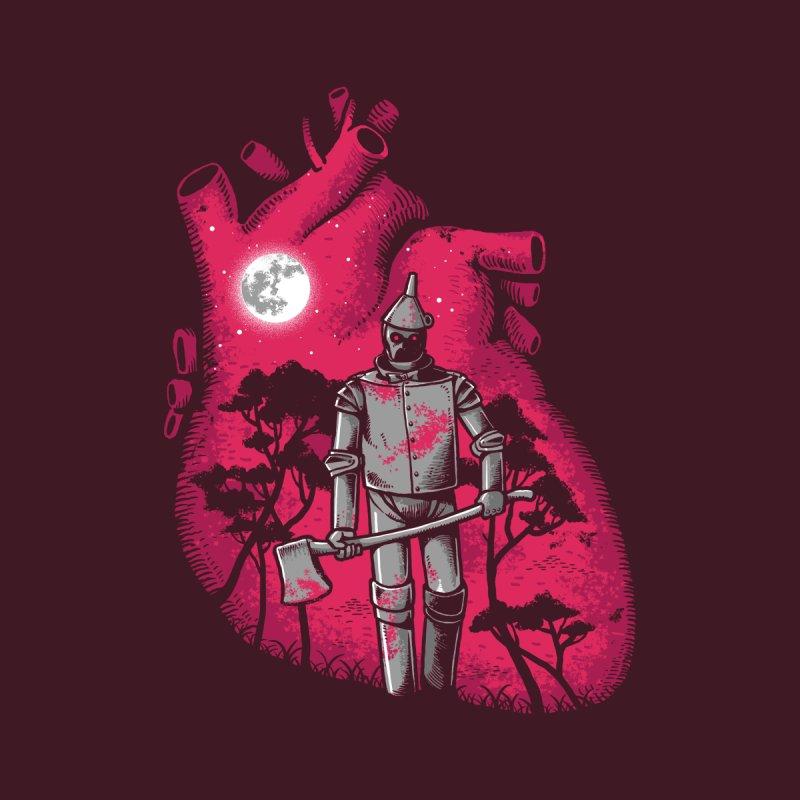 Heart Seeker Men's T-Shirt by Threadless Artist Shop