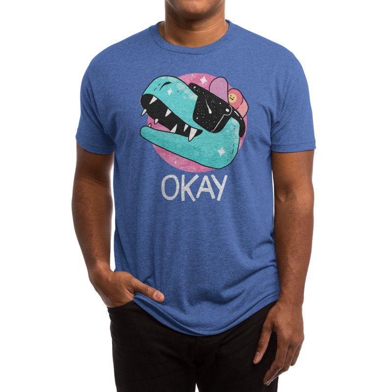 OKAY! Men's T-Shirt by Threadless Artist Shop