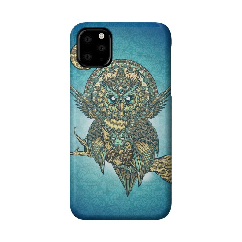 God Owl of Dreams Accessories Phone Case by Threadless Artist Shop