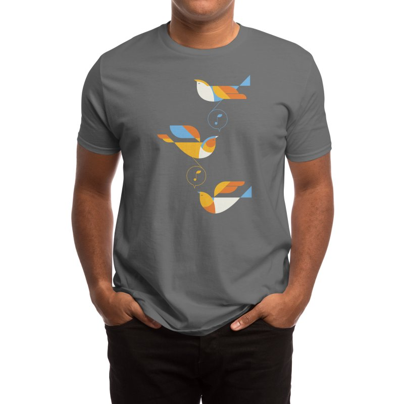 I Will Support You Men's T-Shirt by Threadless Artist Shop