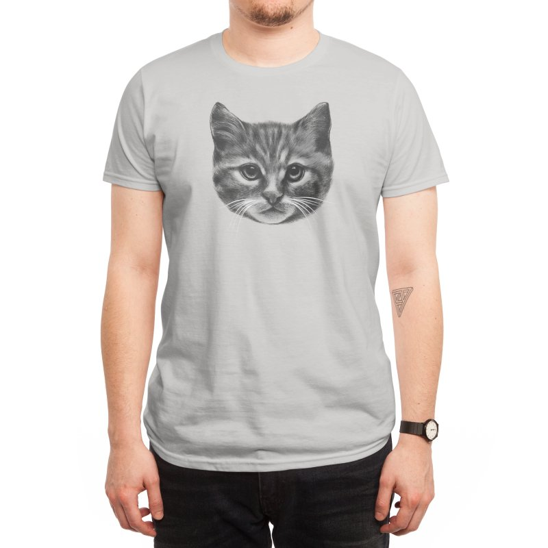 Everybody Wants to be a Cat Men's T-Shirt by Threadless Artist Shop