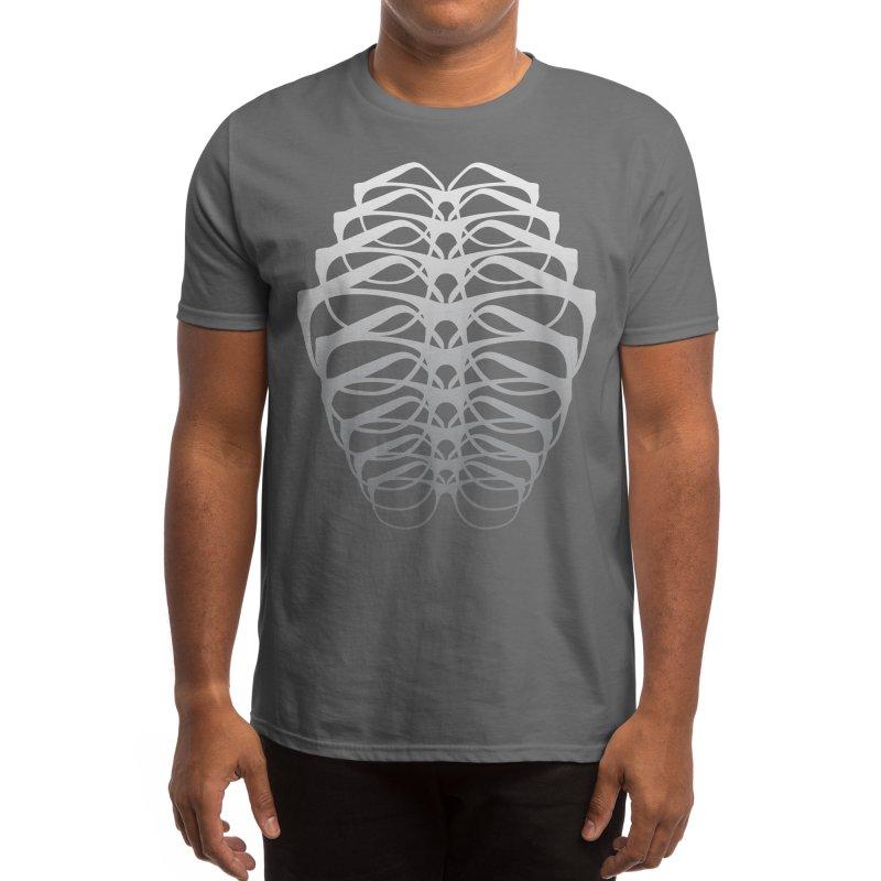 I Can See Through You Men's T-Shirt by Threadless Artist Shop