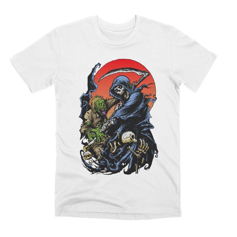 Face to Face Men's T-Shirt by Threadless Artist Shop