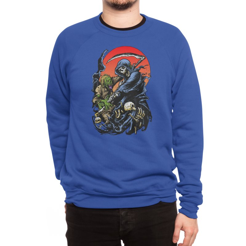 Face to Face Men's Sweatshirt by Threadless Artist Shop