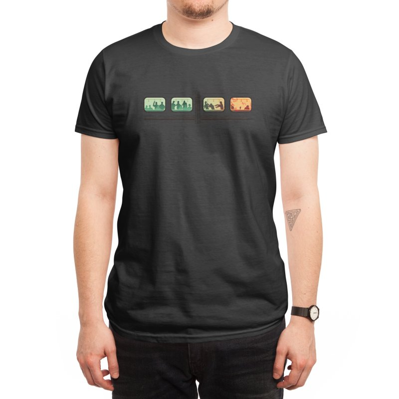 Early Morning Breakout Men's T-Shirt by Threadless Artist Shop