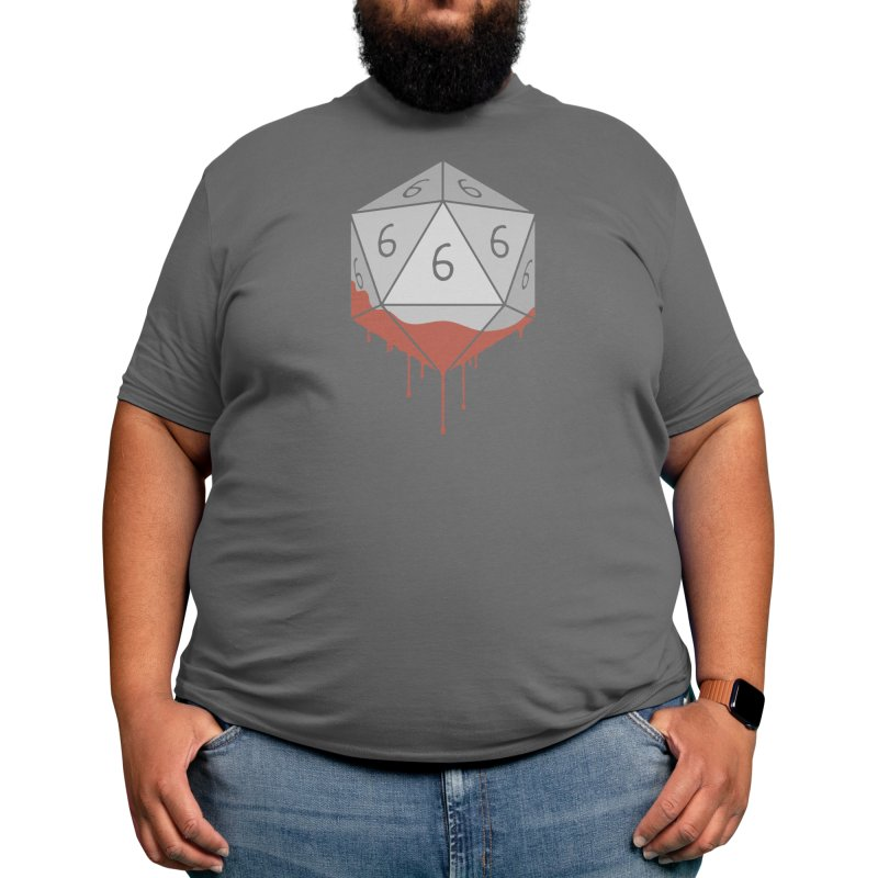 Dicing with The Devil Men's T-Shirt by Threadless Artist Shop