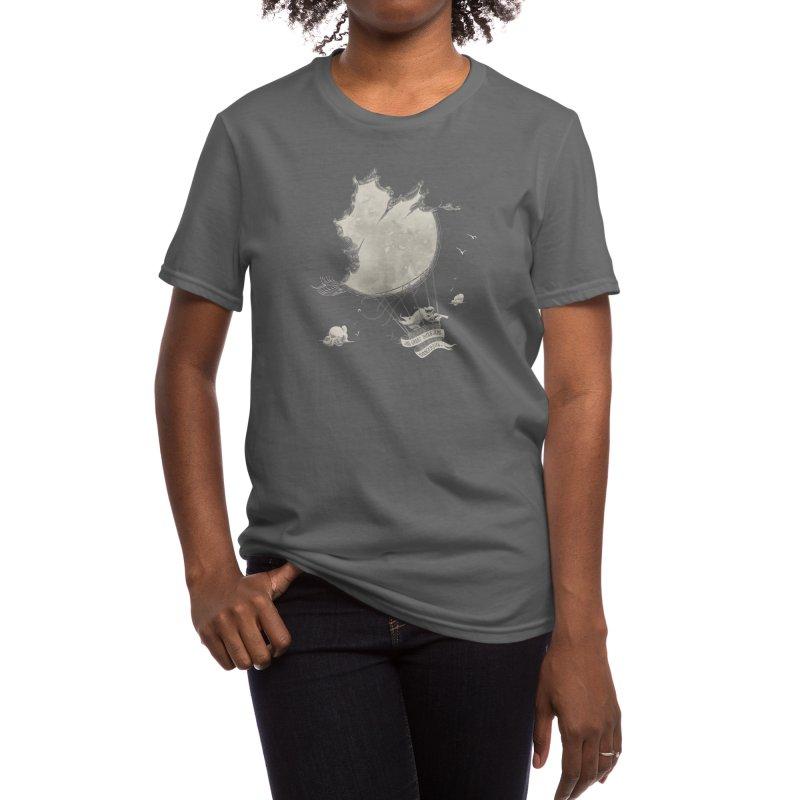 Great Idea Women's T-Shirt by Threadless Artist Shop