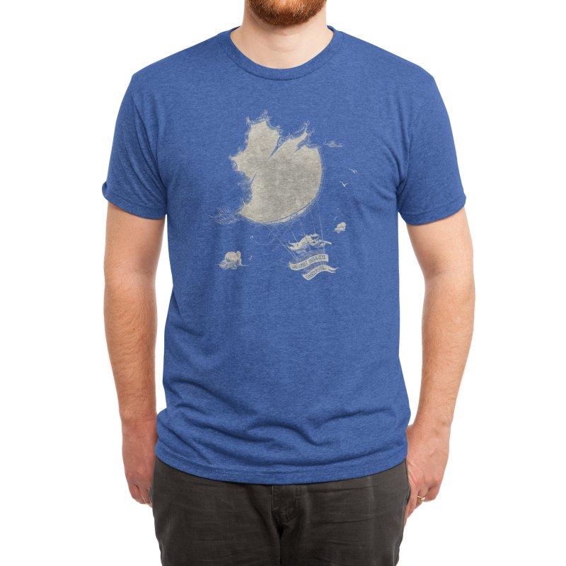 Great Idea Men's T-Shirt by Threadless Artist Shop