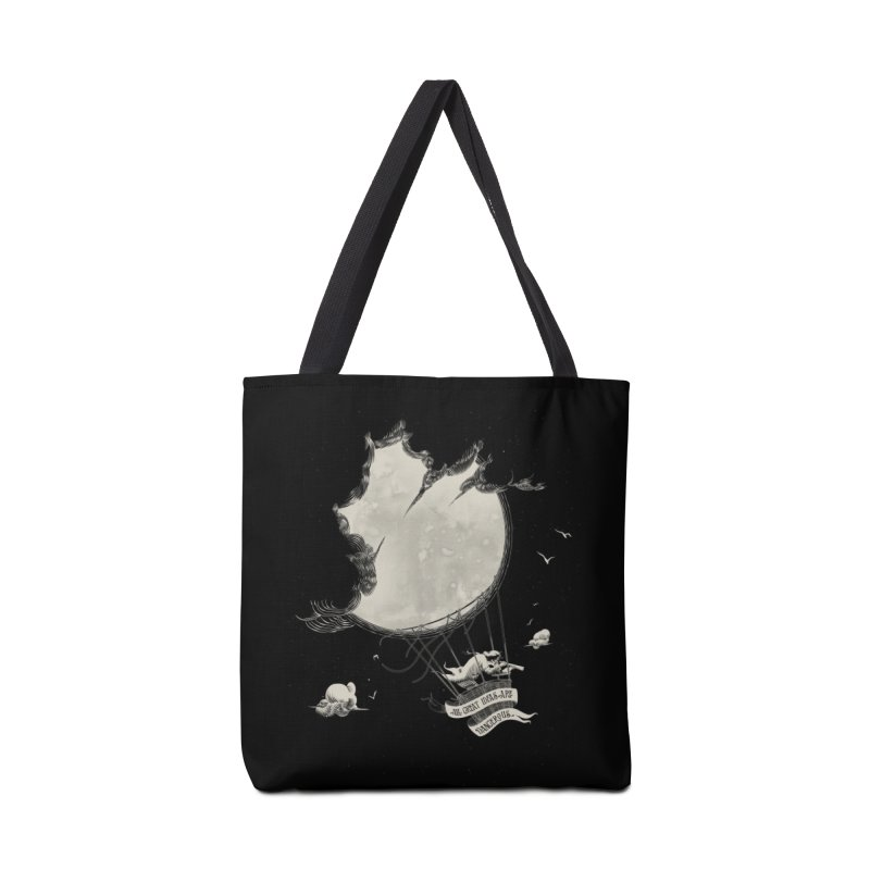 Great Idea Accessories Bag by Threadless Artist Shop