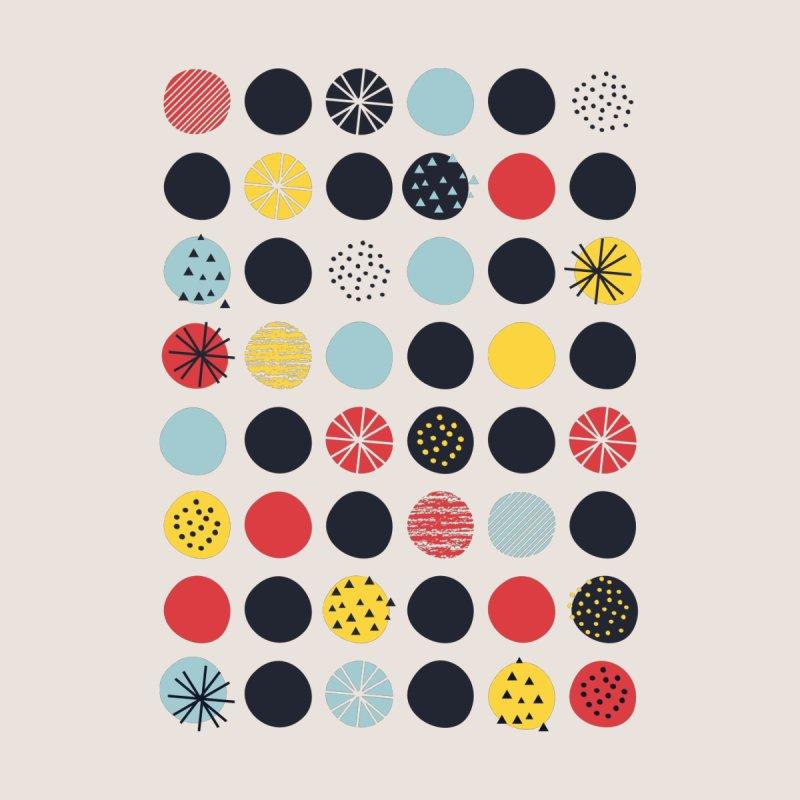 Funky Polka Dots Men's T-Shirt by Threadless Artist Shop