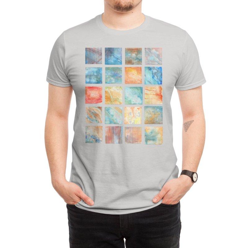Notes from Monet Men's T-Shirt by Threadless Artist Shop